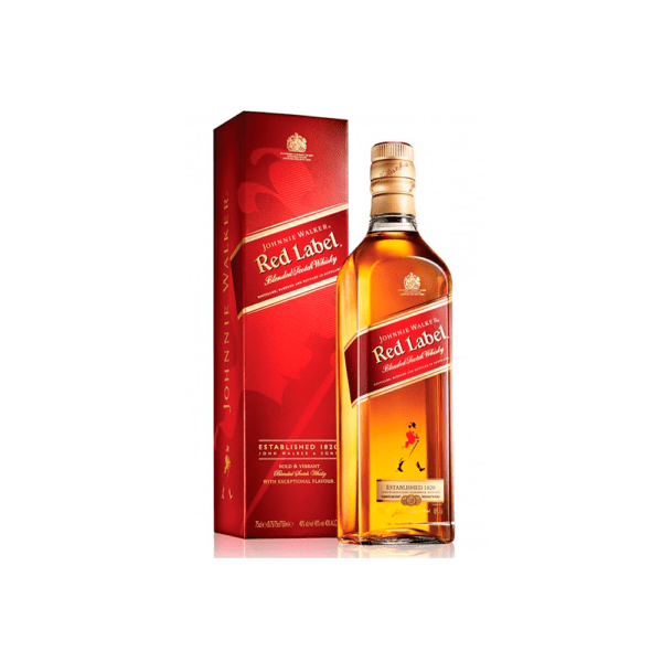 Johnnie Walker Red Label – 750 ml